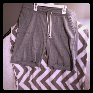 Mossimo Supply Co. Gray Shorts